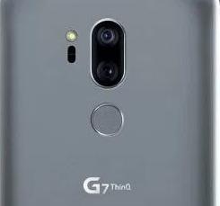 Camara del LG G7 ThinQ